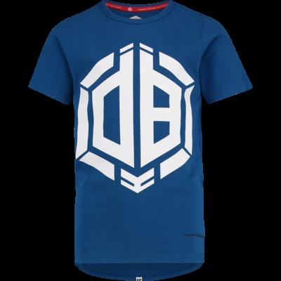 791b689d1e6b1e Vingino T-shirt Daley Blind Collectie Hylle Pool Blue – Gabbertje